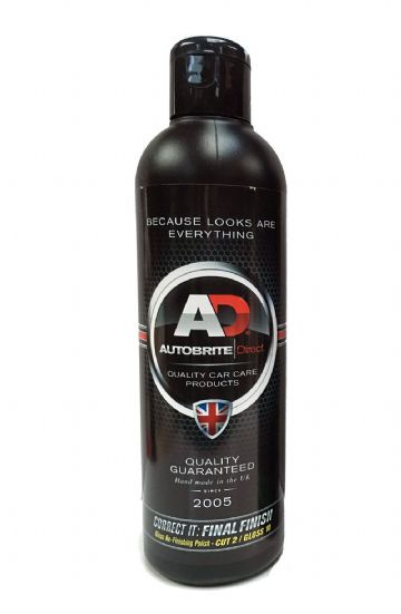 Autobrite Direct - Final Finish Correction Polish - Cut 2 / Gloss 10 - 250ml
